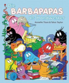 Die Barbapapas als Handwerker