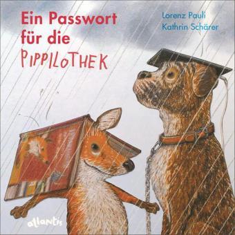 Ein Passwort für die Pippilothek